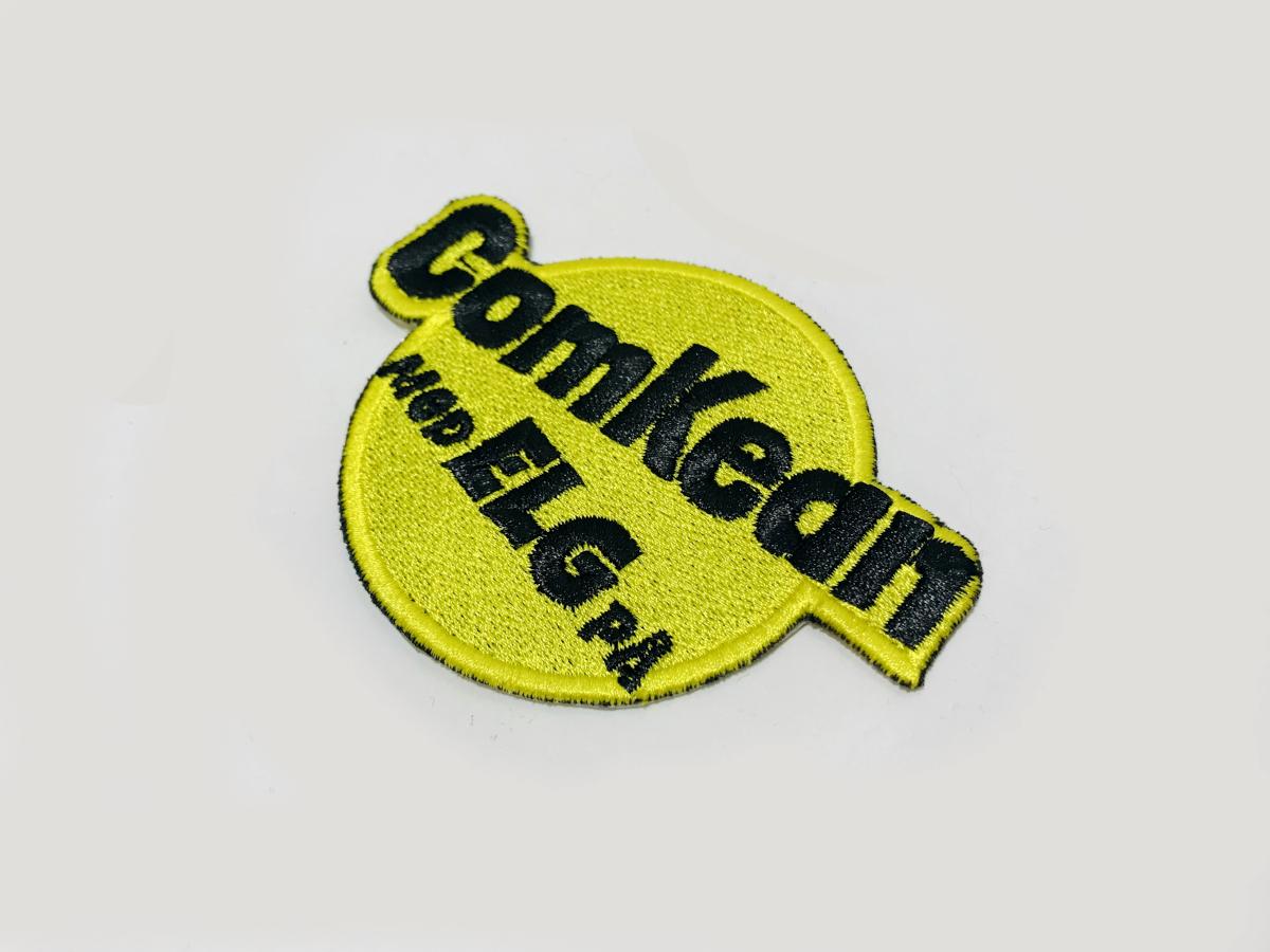 ComKean cap - Czapki z naszywką. Komputerowy haft na czapkach. Czapki z nadrukiem, haftem. Czapka z daszkiem Płock