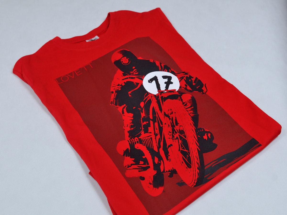 T-shirt z nadrukiem. Wysokiej jakości nadruk na koszulce z Płocka.