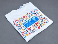 Koszulki t-shirt z nadrukiem dla Płockiej Akademii Karate Tradycyjnego. Koszulki na obóz karate. T-shirty z sitodrukiem - koszulki reklamowe Płock.